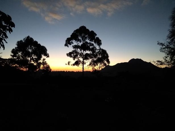 Sunset at Dedza